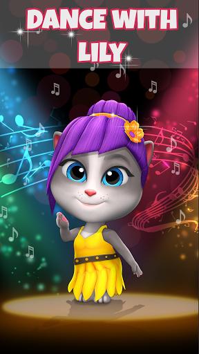 My Cat Lily 2 - Talking Virtual Pet 1.10.32 screenshots 2