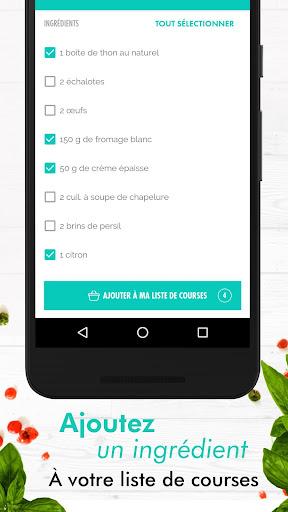 Cuisine Actuelle - idu00e9es recettes 2.6.4 Screenshots 6