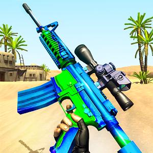 Fps Shooting Strike  Counter Terrorist Game 2019