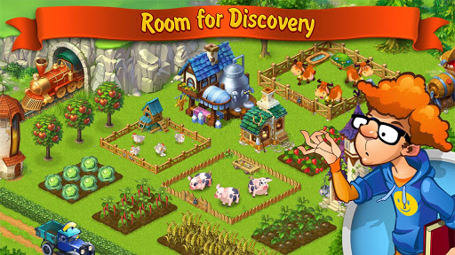 Farm games offline: Village farming games 1.0.45 screenshots 1
