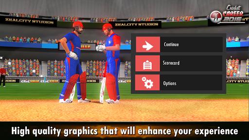 Cricket Career 2016 3.3 Screenshots 5