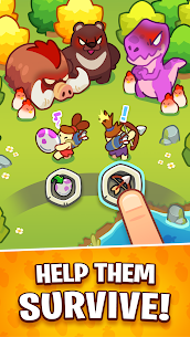 Me is King Mod Apk 0.14.12 (Unlimited Resources) 2