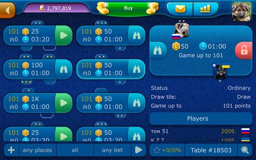 Dominoes LiveGames - free online game 4.01 screenshots 15