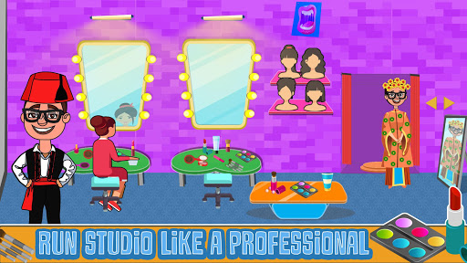 My Office Pretend Lifestyle: Play Town Busy Life screenshots 4