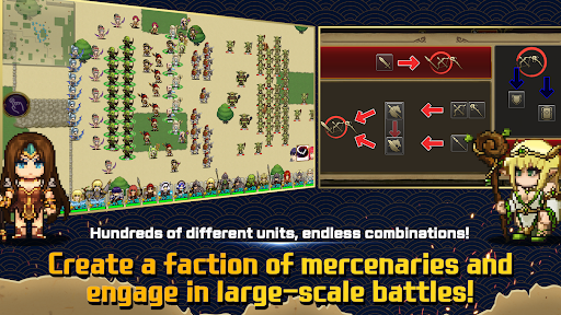 Eternal Saga : Region Tactics  screenshots 1