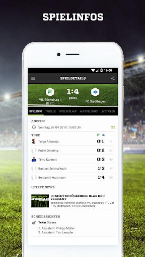 FUSSBALL.DE 6.101.1 Screenshots 5