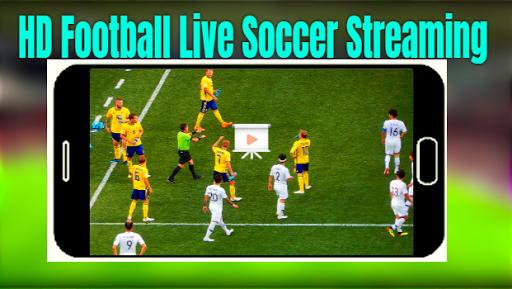 HD Football Live Soccer Streaming TV Lite 1.1 Screenshots 3