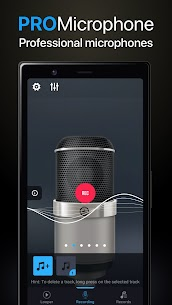 Install and Run Pro Microphone  Apps For Your Pc, Windows and Mac 1