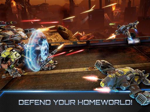 Robot ud83dude80Destroyer: Red Siren  screenshots 11
