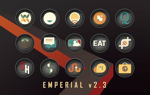 Emperial Circle Retro Icons v5.5 [Patched] 4