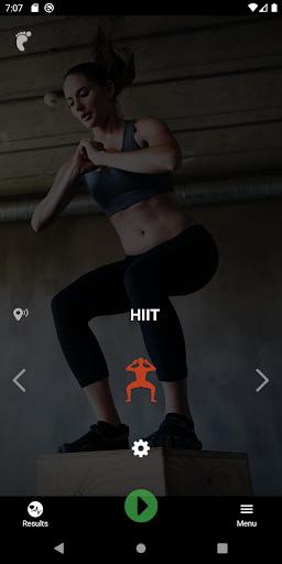 iCardio Workout Tracker & Heart Rate Trainer screenshot 1