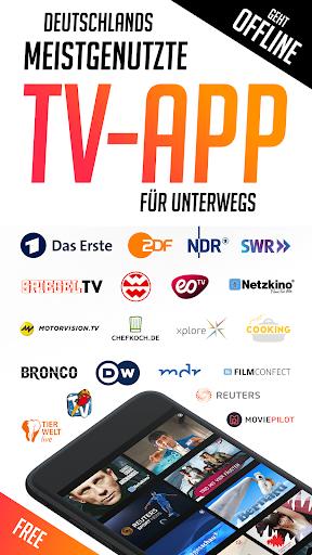 dailyme TV, Serien, Filme & Fernsehen TV Mediathek  screenshots 1