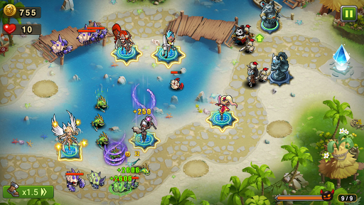 Magic Rush: Heroes goodtube screenshots 6