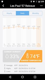 Humiditrak 1.5.1 Unlocked MOD APK Android 3