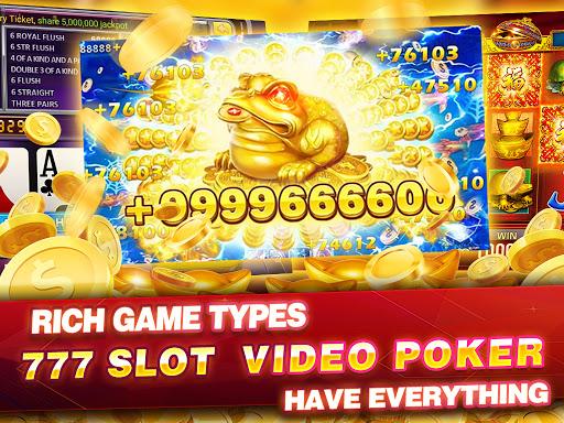 777Casino: Cash Slots Gmaes - Video Poker, Buffalo 1.2.8 screenshots 17