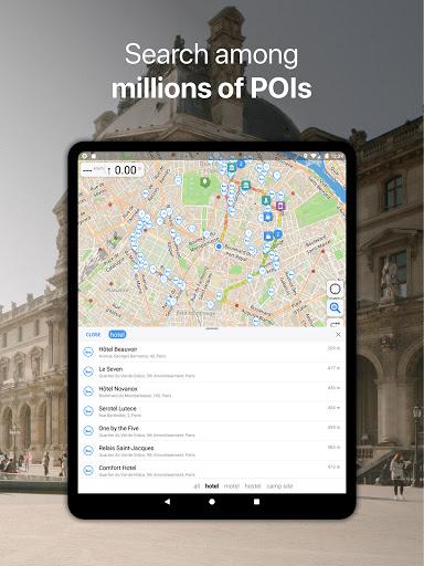 Guru Maps - Offline Maps & Navigation 4.6.3 Screenshots 11