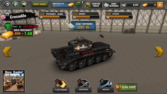 Tanks of Battle: World War 2 1.32 Screenshots 10