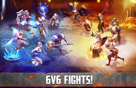 BlitZ: Rise of Heroes 4