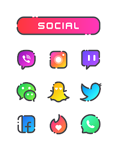 GRADION Icon Pack v2.5 [Patched] 3