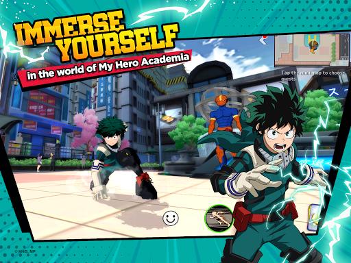 My Hero Academia: The Strongest Hero Anime RPG  screenshots 8