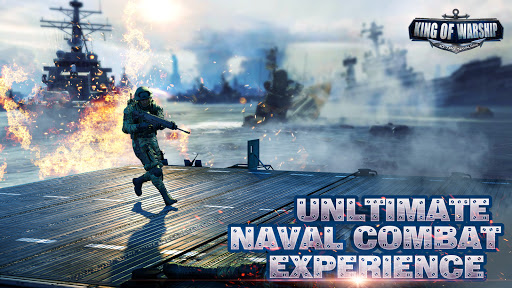 King of Warship: 10v10 Naval Battle 6.5.1 screenshots 12