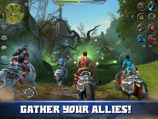 Celtic Heroes - 3D MMORPG  screenshots 9