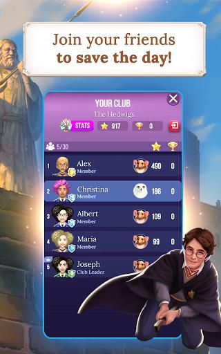Harry Potter Puzzles Spells Match-3 Magic
