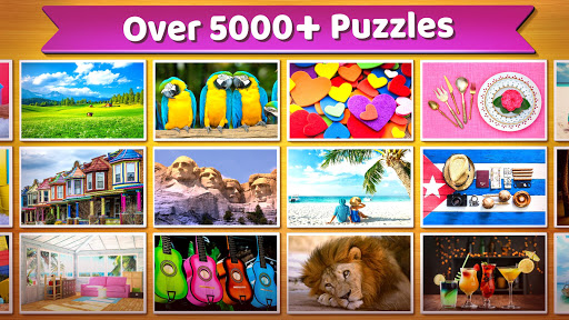 Jigsaw Puzzles Pro ud83eudde9 - Free Jigsaw Puzzle Games 1.4.1 screenshots 3