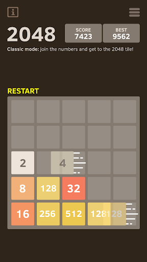 2048 Number puzzle game apkmr screenshots 13