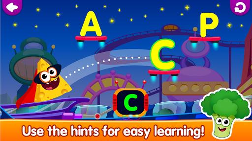 Funny Food!ud83eudd66learn ABC games for toddlers&babiesud83dudcda 1.8.1.10 screenshots 23
