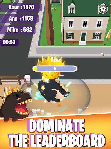 Dragon Wars io: Merge Dragons & Smash the City apkdebit screenshots 18