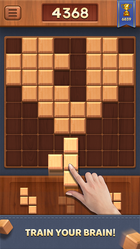 Woodagram - Classic Block Puzzle Game 2.1.12 screenshots 6