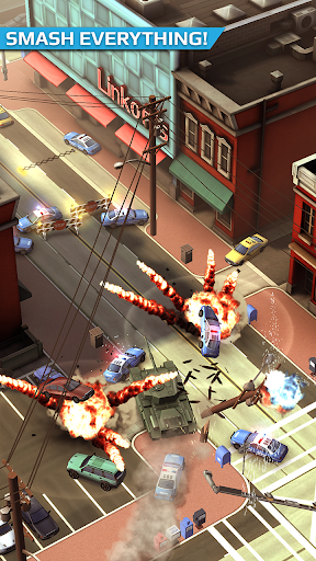 Smash Bandits Racing  screenshots 7