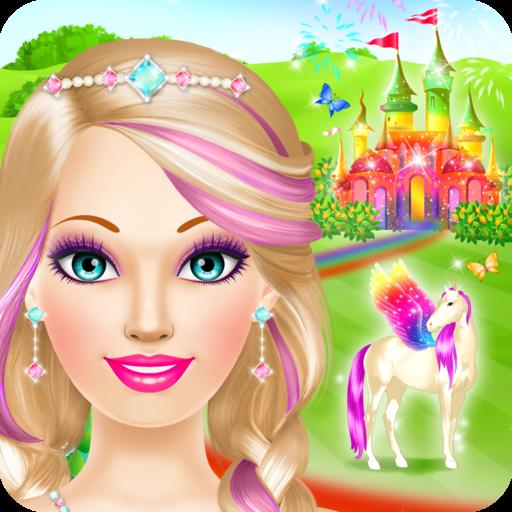 Magic Princess - Makeup & Dress Up