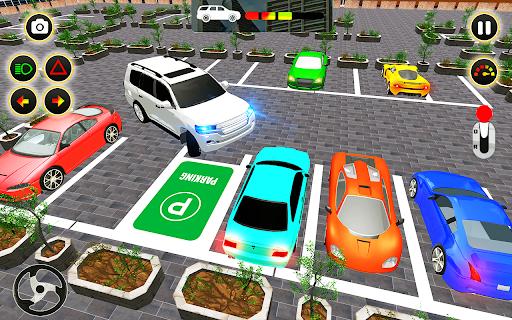 Code Triche Car parking 2021 driving car game 2020 real driver (Astuce) APK MOD screenshots 2