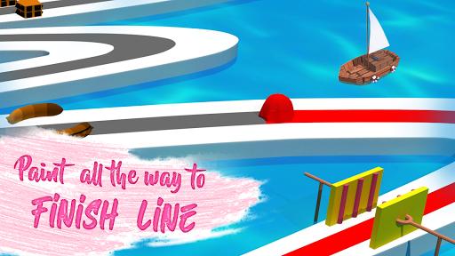 Line Color Game: 3D Adventure  screenshots 8