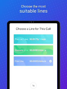 WePhone - Free Phone Calls & Cheap Calls Screenshot