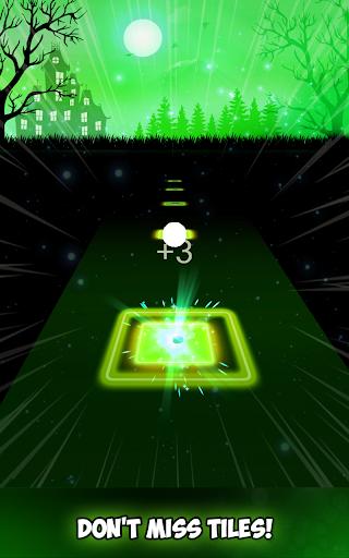Neon Tiles Hop Color Ball : Forever Dancing Ball 1.5 screenshots 5