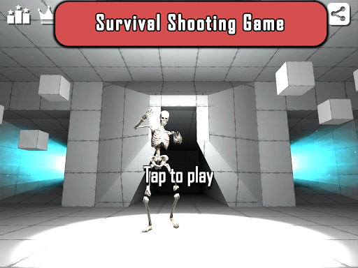 Zombie Skeleton War: Gun Shooting Game 3.4 screenshots 8