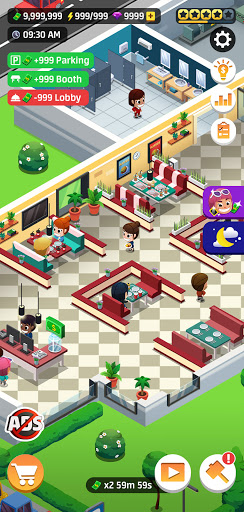 Idle Restaurant Tycoon - Cooking Restaurant Empire android2mod screenshots 6