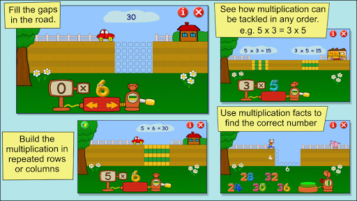 Times Tables - Numberjacks For PC Windows (7, 8, 10, 10X) & Mac Computer Image Number- 8