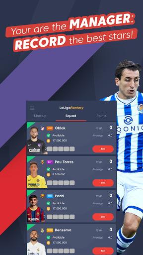 LaLiga Fantasy MARCAufe0f 2022: Soccer Manager 4.6.1.2 screenshots 13