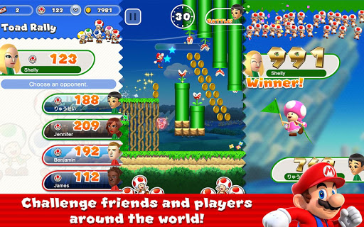Super Mario Run apktram screenshots 4
