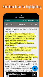 King James Bible – KJV Offline Holy Bible Apk Download 4