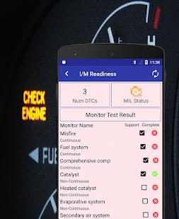 FordSys Scan Free 1.10 Screenshots 8