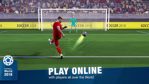 FreeKick Soccer 2020 2.1.8 Paidproapk.com 2