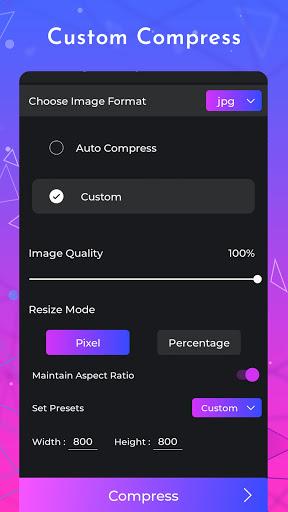 Image Compressor - Image Converter - Image Resizer apktram screenshots 12