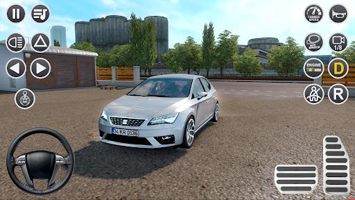 Real Car Parking Car Game 3D apkpoly screenshots 5