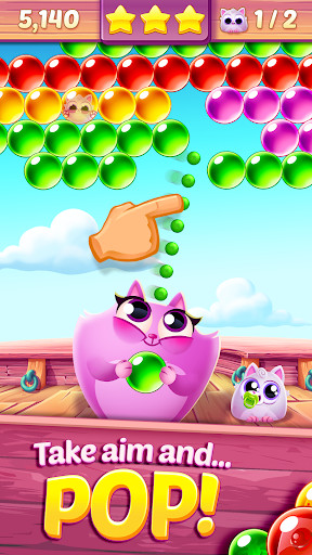 Cookie Cats Pop android2mod screenshots 1
