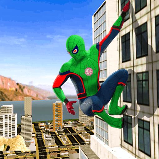 Spider Rope Hero Gangster Vegas: Open World Games